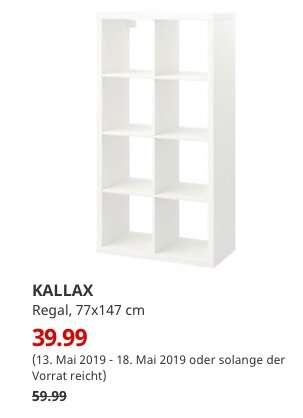 ikea d sseldorf kallax regal wei 77x147 cm. Black Bedroom Furniture Sets. Home Design Ideas