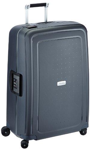 amazon samsonite s 39 cure dlx spinner 75 cm graphite. Black Bedroom Furniture Sets. Home Design Ideas