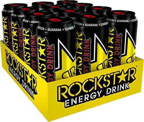 amazon rockstar energy regular sugar free raspberry. Black Bedroom Furniture Sets. Home Design Ideas