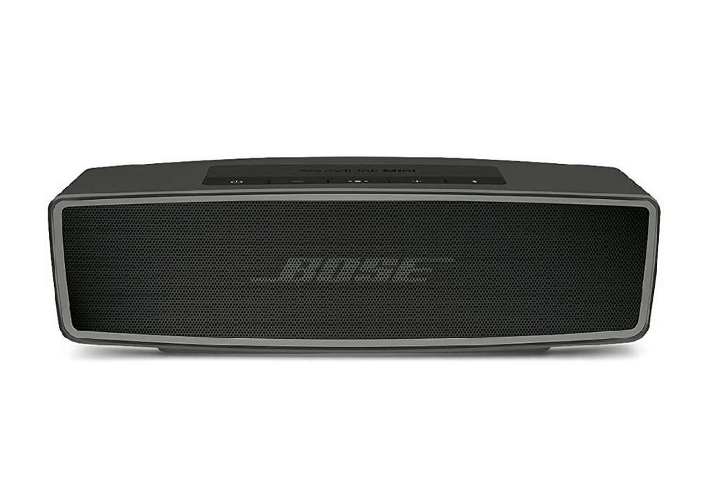 bose soundlink mini ii bluetooth lautsprecher carbon. Black Bedroom Furniture Sets. Home Design Ideas