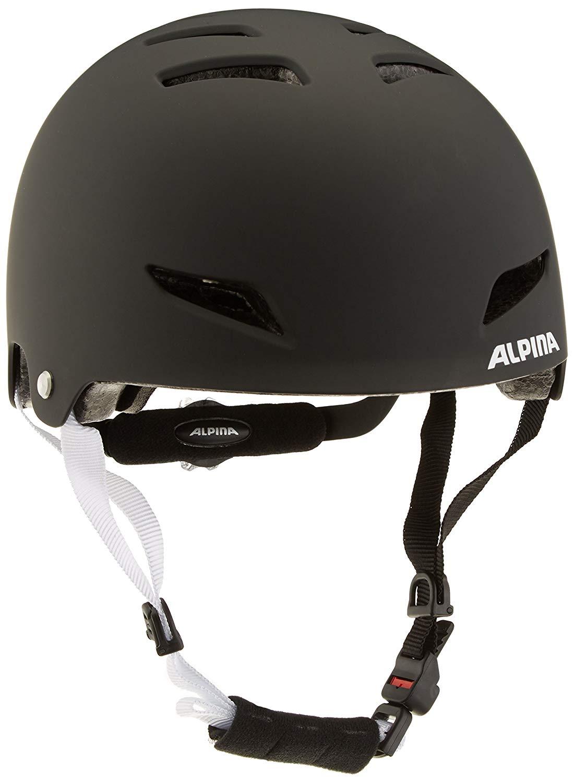 alpina kinder fahrrad skater helm park junior. Black Bedroom Furniture Sets. Home Design Ideas