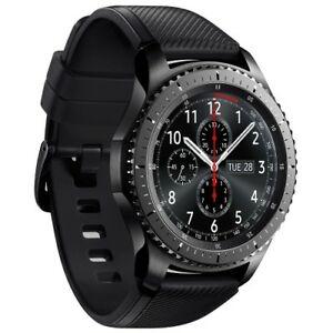 samsung gear s3 frontier mit ebay plus smartwatch. Black Bedroom Furniture Sets. Home Design Ideas