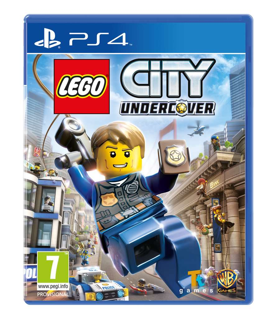 lego city undercover ps4 f r 15 51 mymemory. Black Bedroom Furniture Sets. Home Design Ideas