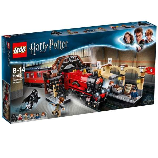 lego harry potter 75955 hogwarts express. Black Bedroom Furniture Sets. Home Design Ideas