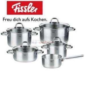 fissler topfset korfu 5 teilig 18 10 berlin spandau k chen aktuell. Black Bedroom Furniture Sets. Home Design Ideas
