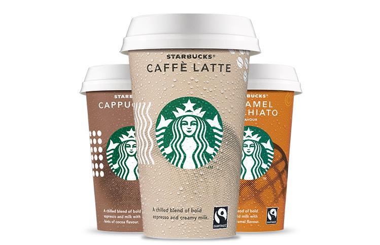 [Aldi Süd] 3x Starbucks Chilled Classics Eiskaffe Für Je