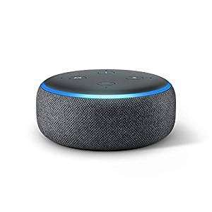 amazon echo dot 3 f r nur 19 99 1x bestellbar. Black Bedroom Furniture Sets. Home Design Ideas