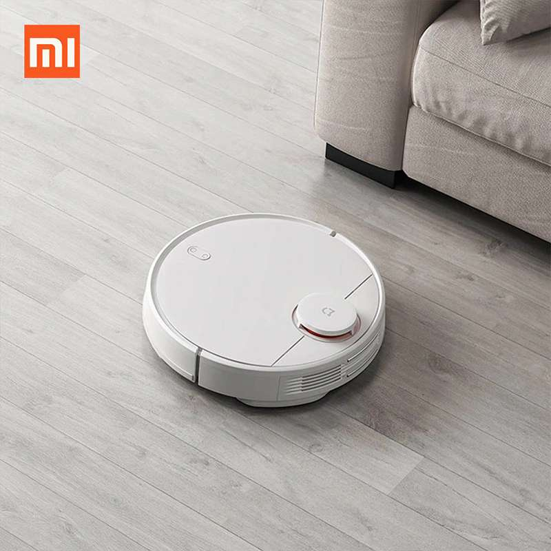 der neue xiaomi robot vacuum 2in1 roboter staubsauger. Black Bedroom Furniture Sets. Home Design Ideas