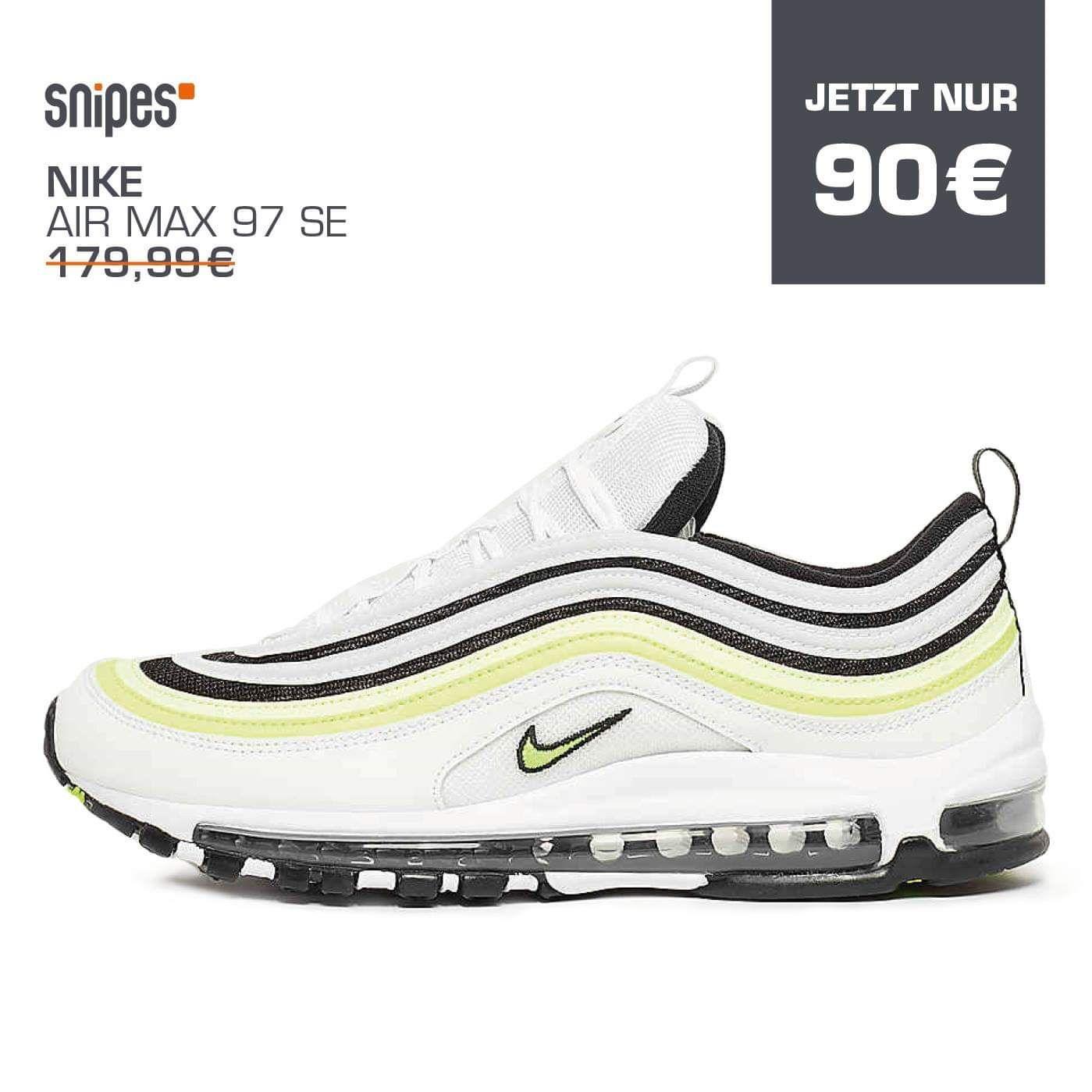 Düsseldorf] Snipes Neueröffnung mit guten Sneaker