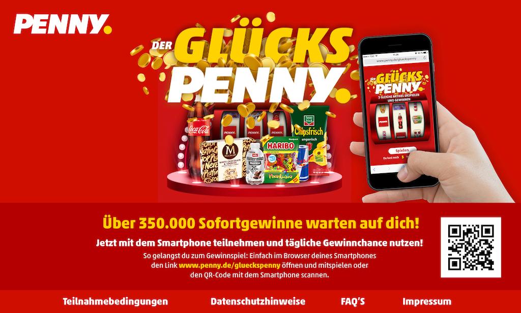 Penny Gewinn