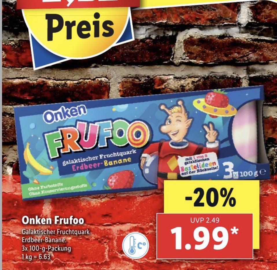 Frufoo Lidl