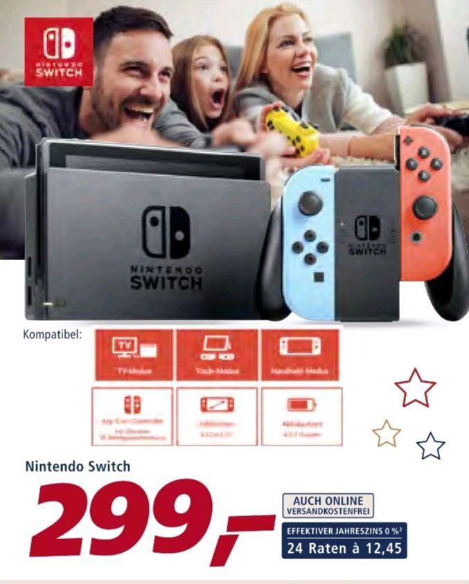 Switch Neue Version