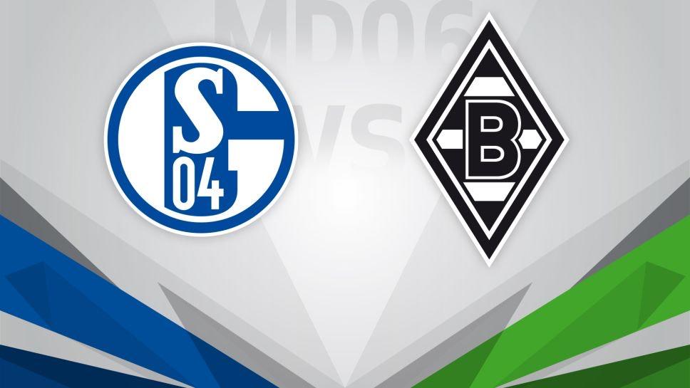 Schalke Gladbach 2020