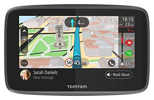 tomtom go 5200 pkw navi. Black Bedroom Furniture Sets. Home Design Ideas
