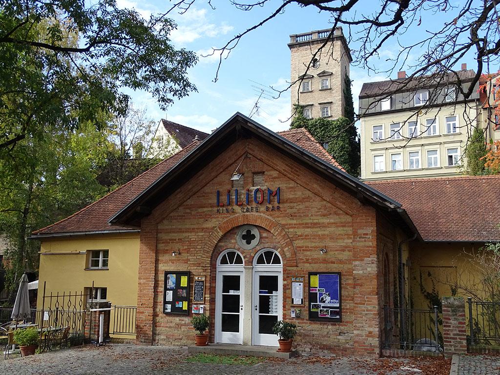 liliom augsburg programm
