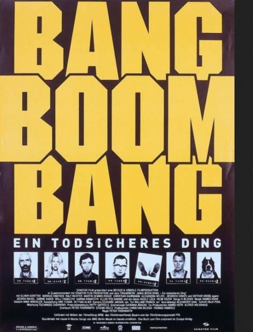 Bang Boom Bang Stream
