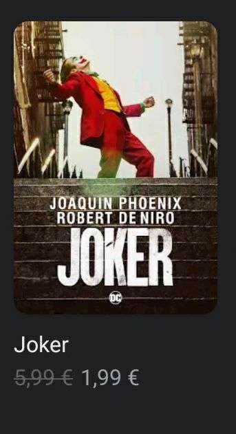 Joker Ausleihen