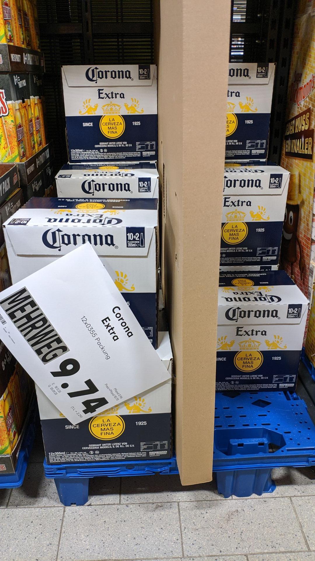 Corona Kaufland