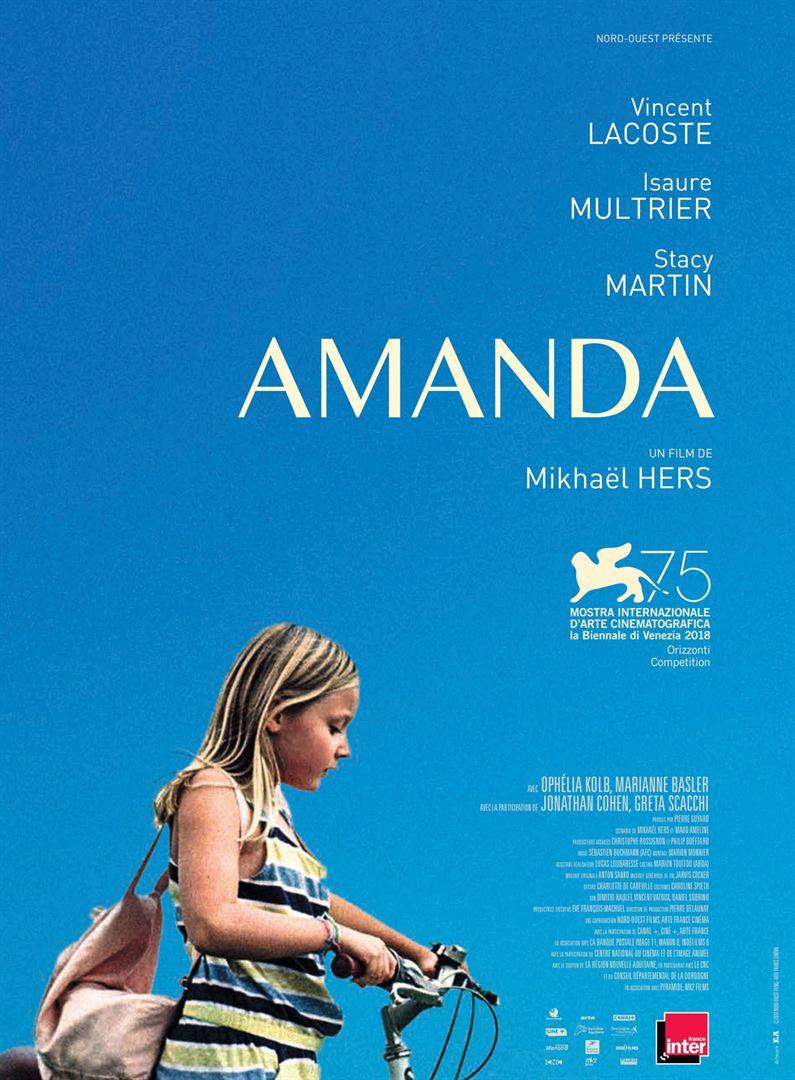 «Mein Leben mit Amanda» (IMDb 7,0 - RT 96%) kostenlos im
