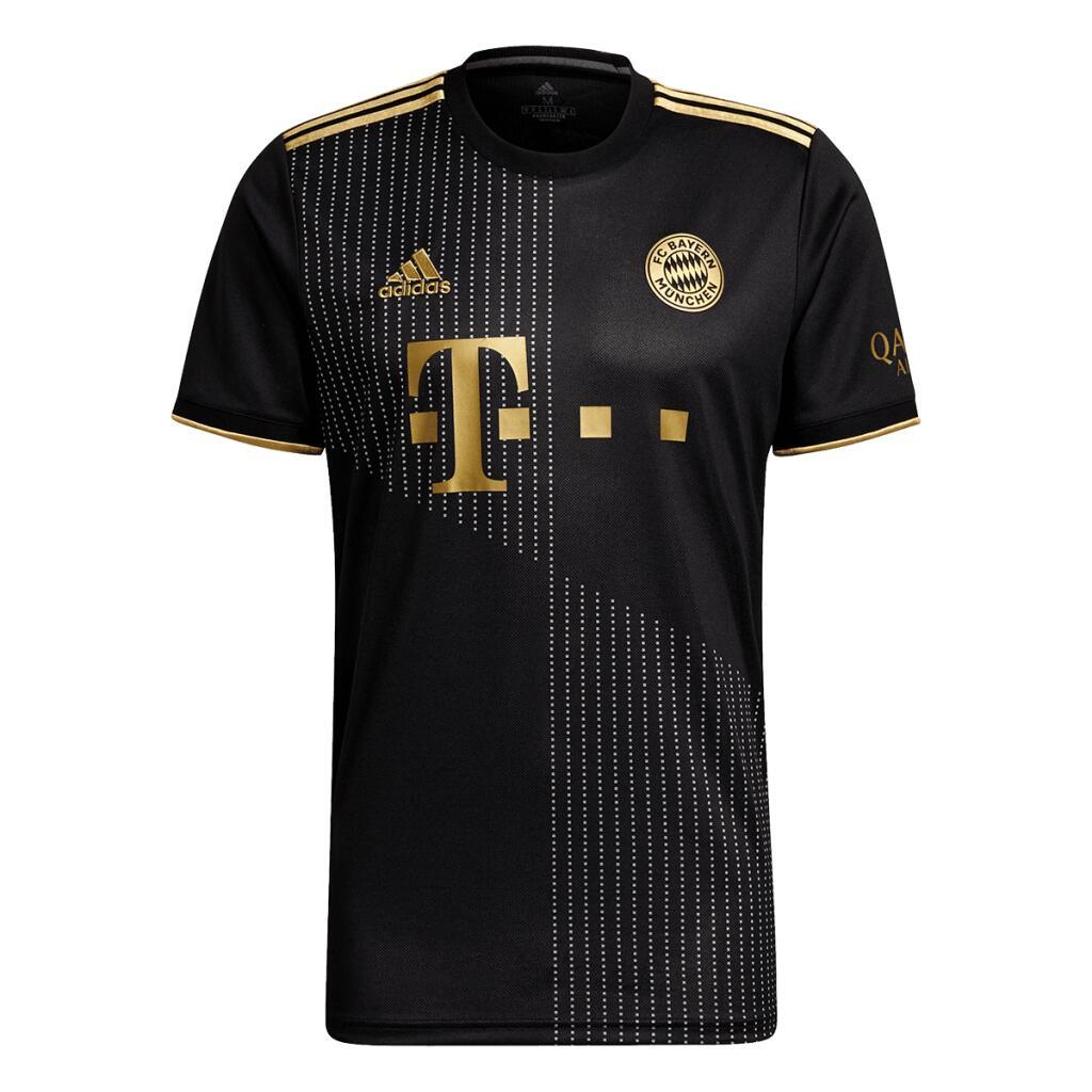 Fc Bayern Auswärts Trikot 2021 17