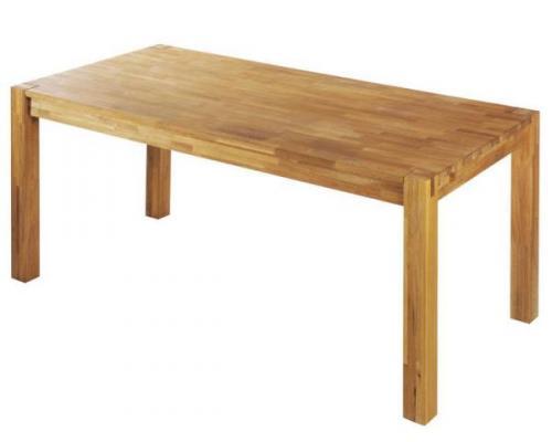 d nisches bettenlager royal oak echtholzesstisch eiche 180x90cm 250. Black Bedroom Furniture Sets. Home Design Ideas