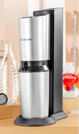 bundesweit sodastream crystal f r 79 99 20 cashback kaufland. Black Bedroom Furniture Sets. Home Design Ideas