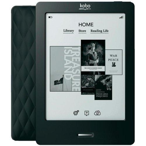kobo touch ebook reader f r 50 conrad. Black Bedroom Furniture Sets. Home Design Ideas