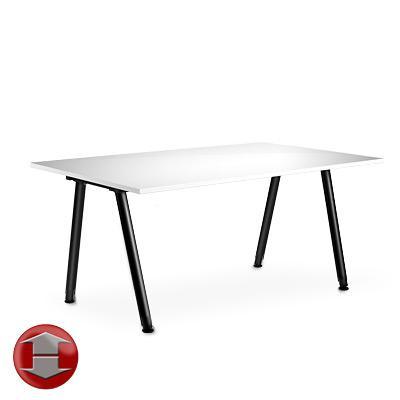 design b ro schreibtisch h henverstellbar. Black Bedroom Furniture Sets. Home Design Ideas