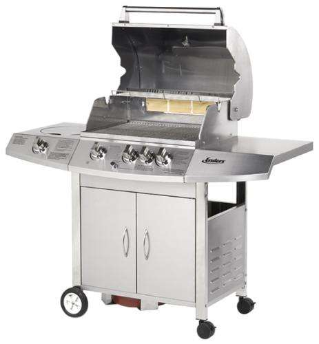 Enders lincoln ii au enk che edelstahlgrill f r 529 euro for Grill fur aussenkuche