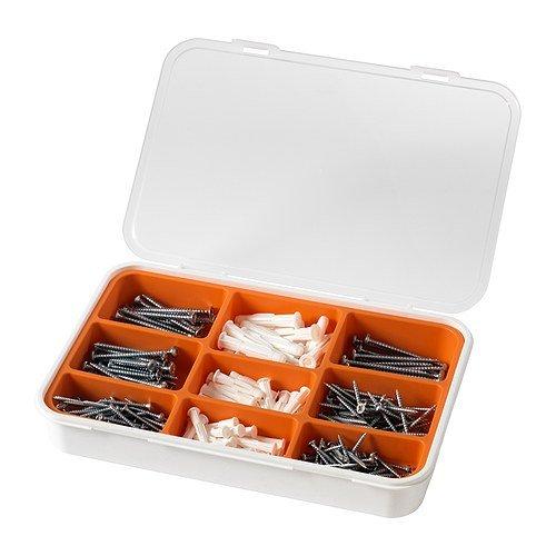 Ikea Offline Fixa Schrauben Und Dubel Set 260 Teile Nur Noch 3