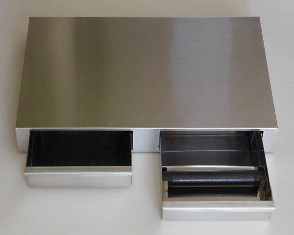 rancilio abklopfkasten sudschublade bs 50. Black Bedroom Furniture Sets. Home Design Ideas