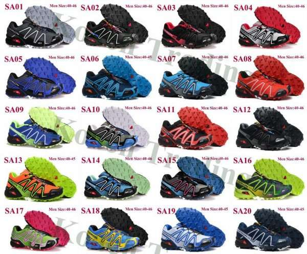 Salomon Speedcross 3 Running Shoes für 39,03 @Aliexpress