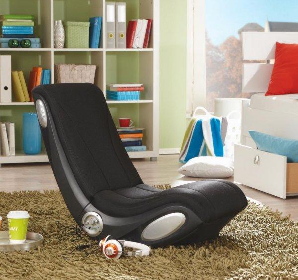 sound sessel mit lautsprechern xxxlshop f r 53 85 eur. Black Bedroom Furniture Sets. Home Design Ideas