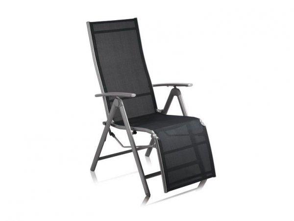 LIDL   FLORABEST® Aluminium Relaxsessel (silbergrau)   Mydealz.de