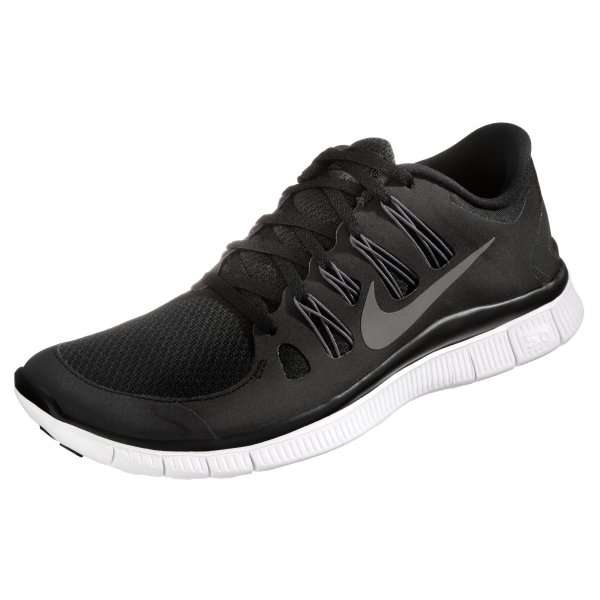 Nike Free 5.0 Hommes Noirs 44,5