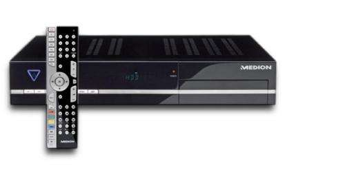 ebay wow medion hdtv sat receiver 500gb twin tuner. Black Bedroom Furniture Sets. Home Design Ideas