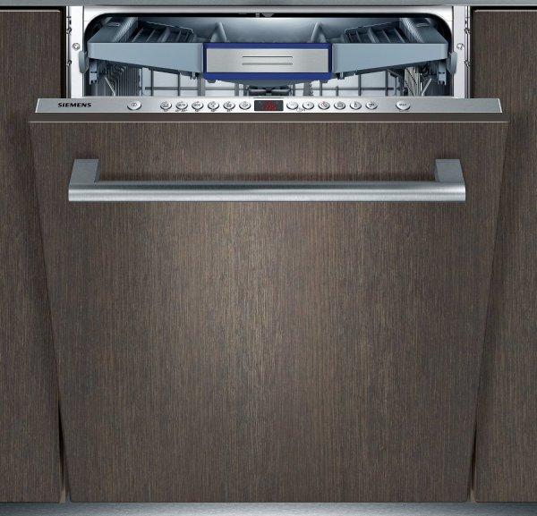 siemens sn66m098eu vollintegrierter geschirrsp ler a 60 cm. Black Bedroom Furniture Sets. Home Design Ideas