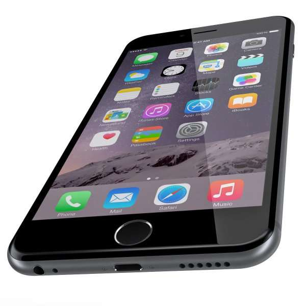 ebay apple iphone 6 plus 128gb spacegrau. Black Bedroom Furniture Sets. Home Design Ideas