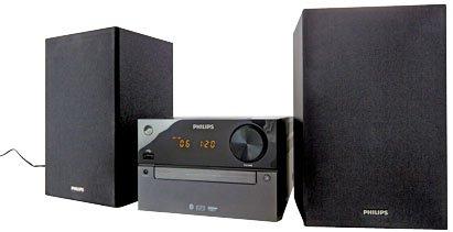kaufland fast alle filialen philips stereoanlage btm2310. Black Bedroom Furniture Sets. Home Design Ideas