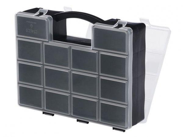 lidl kleinteilebox kleinteilemagazin sortimentskasten. Black Bedroom Furniture Sets. Home Design Ideas