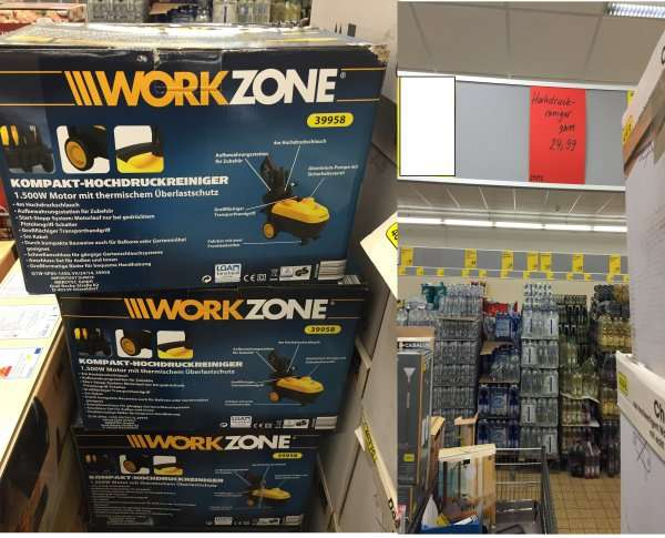 aldi s d workzone kompakt hochdruckreiniger plz 84034 landshut. Black Bedroom Furniture Sets. Home Design Ideas
