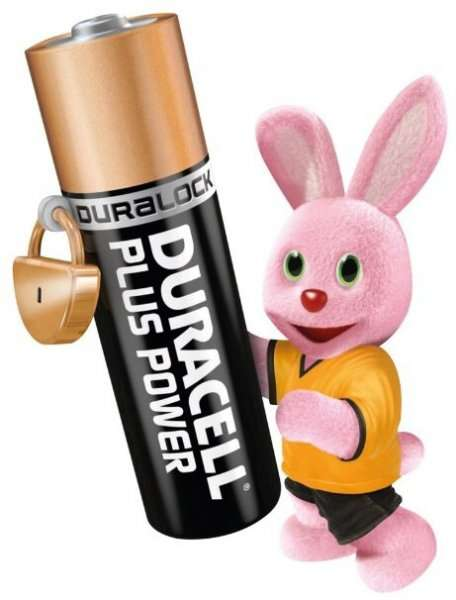 40 x duracell plus power aa batterien inkl versand. Black Bedroom Furniture Sets. Home Design Ideas