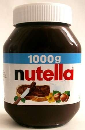 nutella 1kg bei kaufland k ln vermutlich bundesweit. Black Bedroom Furniture Sets. Home Design Ideas