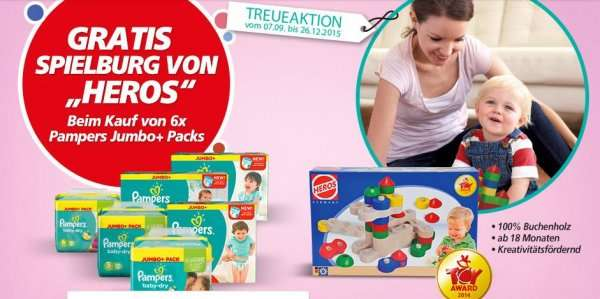 real treueaktion pampers