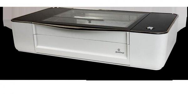 glowforge 3d laser cutter crowdfunding mit 50 prozent rabatt preorder. Black Bedroom Furniture Sets. Home Design Ideas