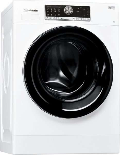 amazon bauknecht waschmaschine wm style 824 zen. Black Bedroom Furniture Sets. Home Design Ideas