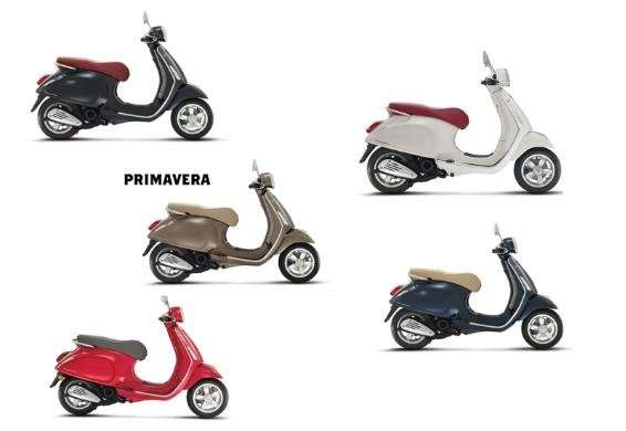 vespa roller primavera 50 2t 50ccm lieferung per spedition diverse farben 3 qipu. Black Bedroom Furniture Sets. Home Design Ideas