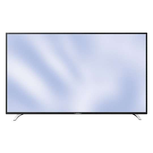 sharp full hd led tv 140 cm 55 zoll lc 55cfe6242e smart tv triple tuner real. Black Bedroom Furniture Sets. Home Design Ideas