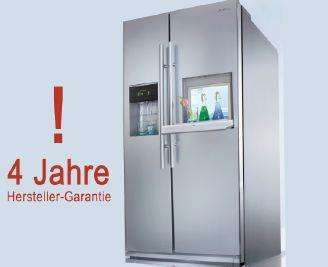 Side By Side Kühlschrank 5 Jahre Garantie : Samsung side by side rs a zhne jahre hersteller garantie