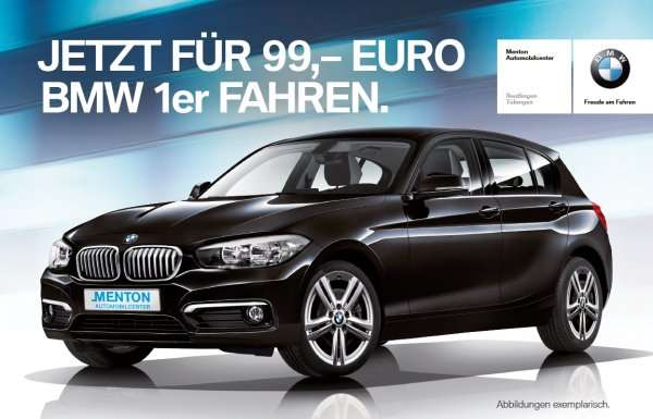 bmw 1er leasing angebot auto bild ideen. Black Bedroom Furniture Sets. Home Design Ideas